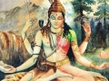 Ardhanareeswara - God Shiva and Godess Parvati