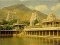 The Gold Temple and Hill