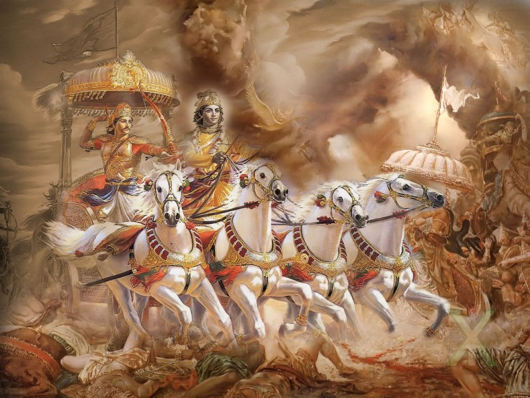 Sankhya Yoga - Bhagavad Geeta - Chapter 2