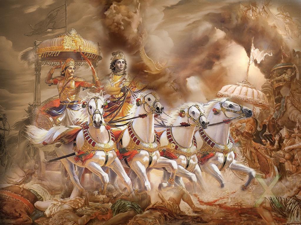 Sankhya Yoga – Bhagavad Geeta – Chapter 2