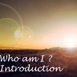 Who Am I ? Introduction - Video