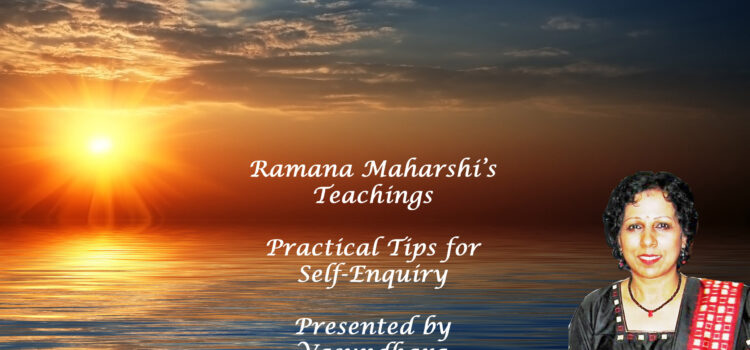 What is Self-Enquiry? How to do it? (2) Video