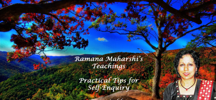 What is Self-Enquiry? How to do it? (3) Video