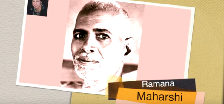 Talks with Ramana Maharshi 28 Video