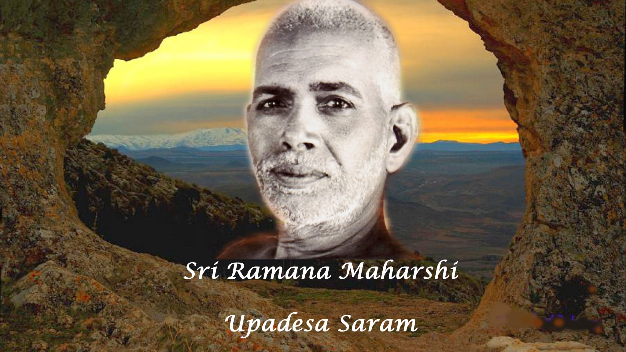 Ramana Maharshi : Upadesa Saram (Music Video)