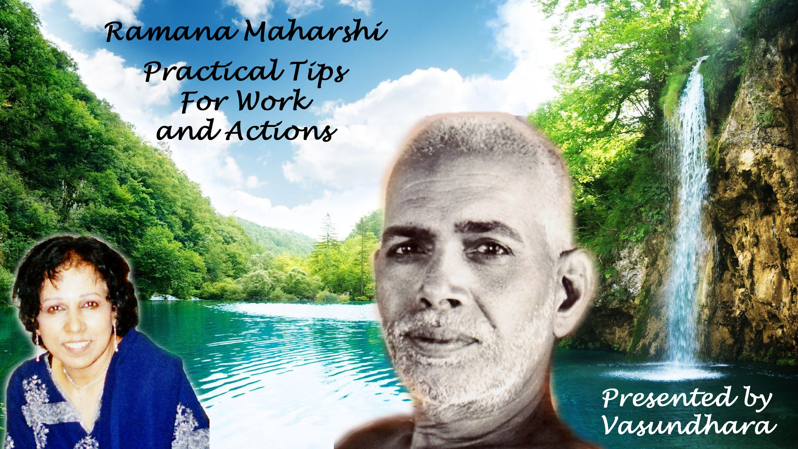 Work not hindrance to Meditation - Video