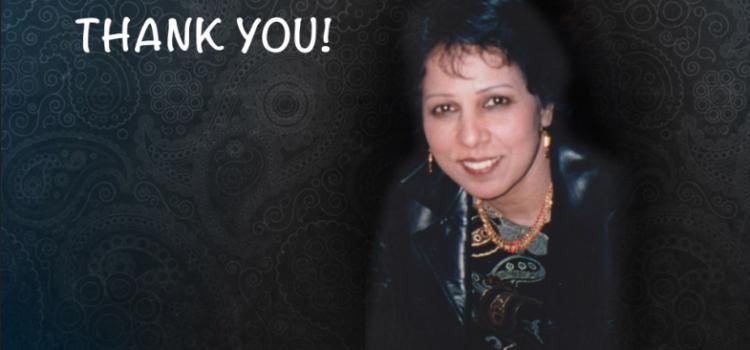 Thank You! By Vasundhara – Video