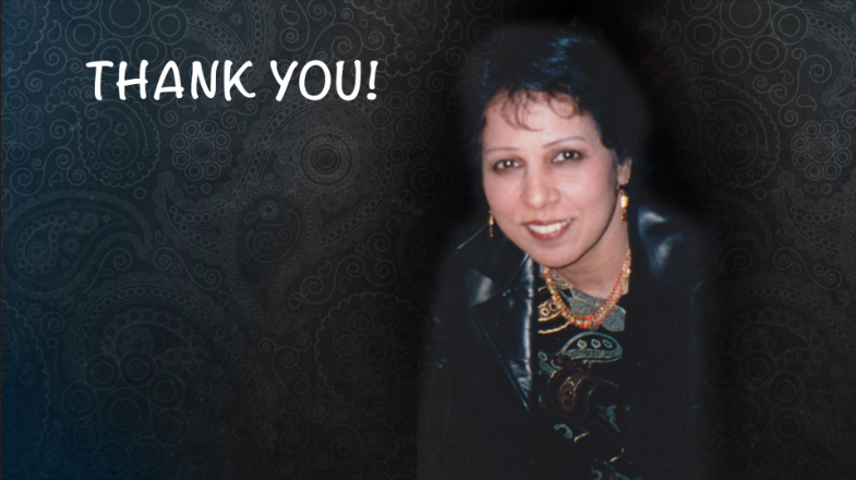 Thank You! By Vasundhara - Video