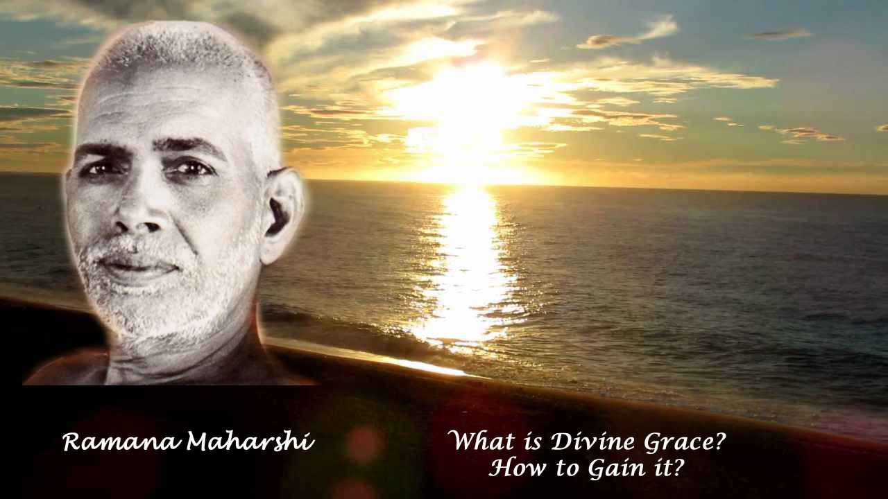 What is Divine Grace? How to gain it? (2) - Video