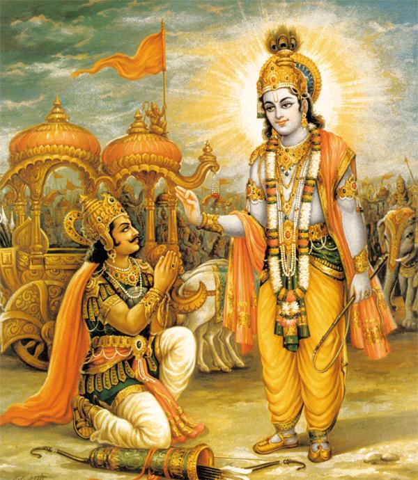 Bhagavad Geeta Verses – Selected by Ramana