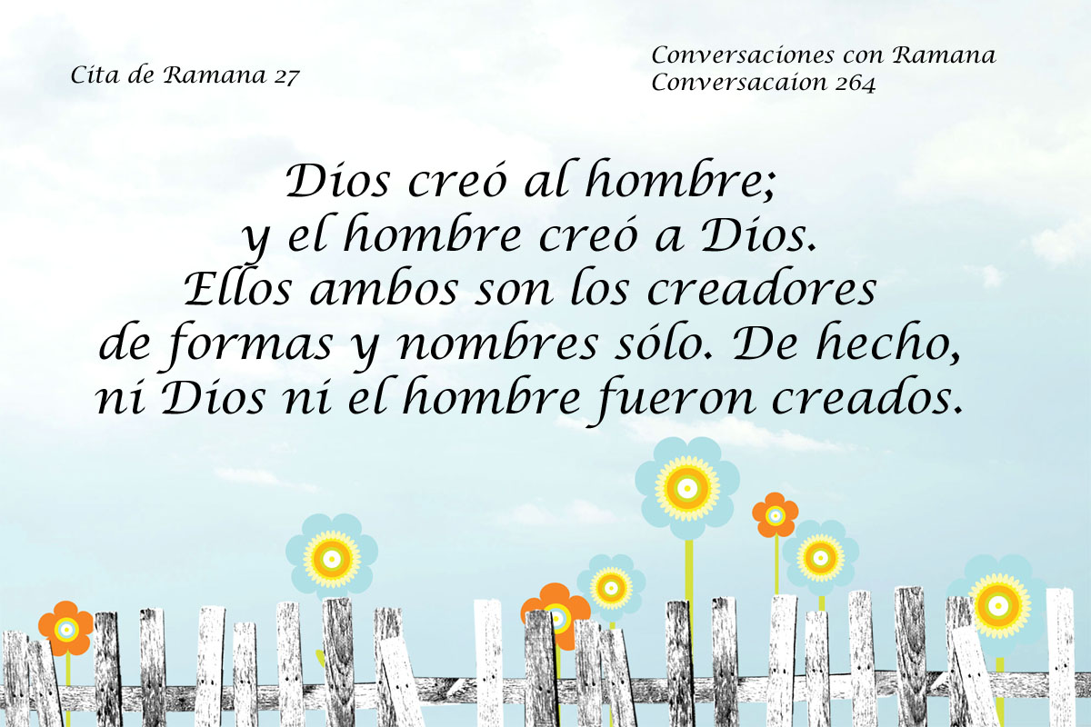Cita de Ramana 28