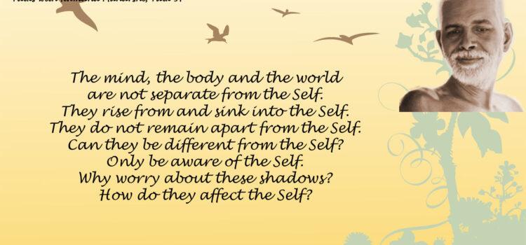 Ramana Maharshi Quote 90